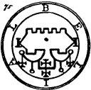 The lamen of Belial